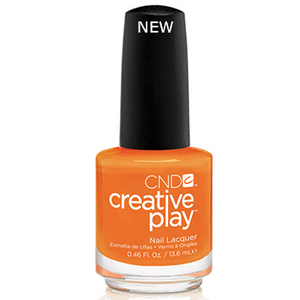 CND CREATIVE PLAY - Hold On Bright! - Creme Finish