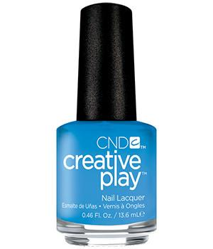 CND CREATIVE PLAY - Iris you would - Creme Finish