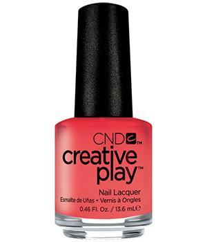 CND CREATIVE PLAY - Jammin Salmon - Creme Finish