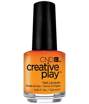 CND CREATIVE PLAY - Apricot in the act - Creme Finish