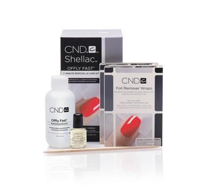 CND Offly Fast  Removal & Care Kit