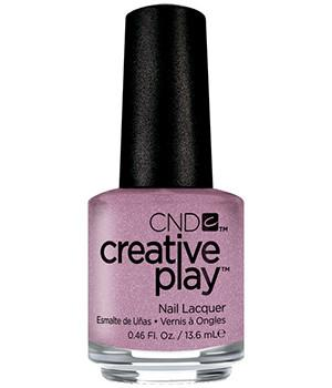 CND CREATIVE PLAY - I like to mauve it - Shimmer Finish
