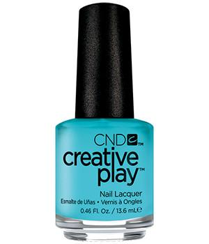 CND CREATIVE PLAY - Drop Anchor! - Creme Finish