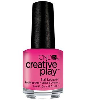CND CREATIVE PLAY - Sexy + I know it - Creme Finish