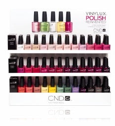 CND - Vinylux Salon Counter Display