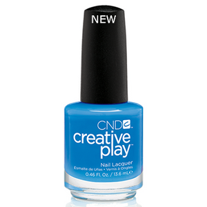 CND CREATIVE PLAY - Aquaslide - Creme Finish
