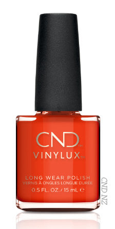 CND VINYLUX - Electric Orange #112