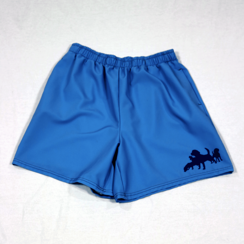 Light Blue Brett Short