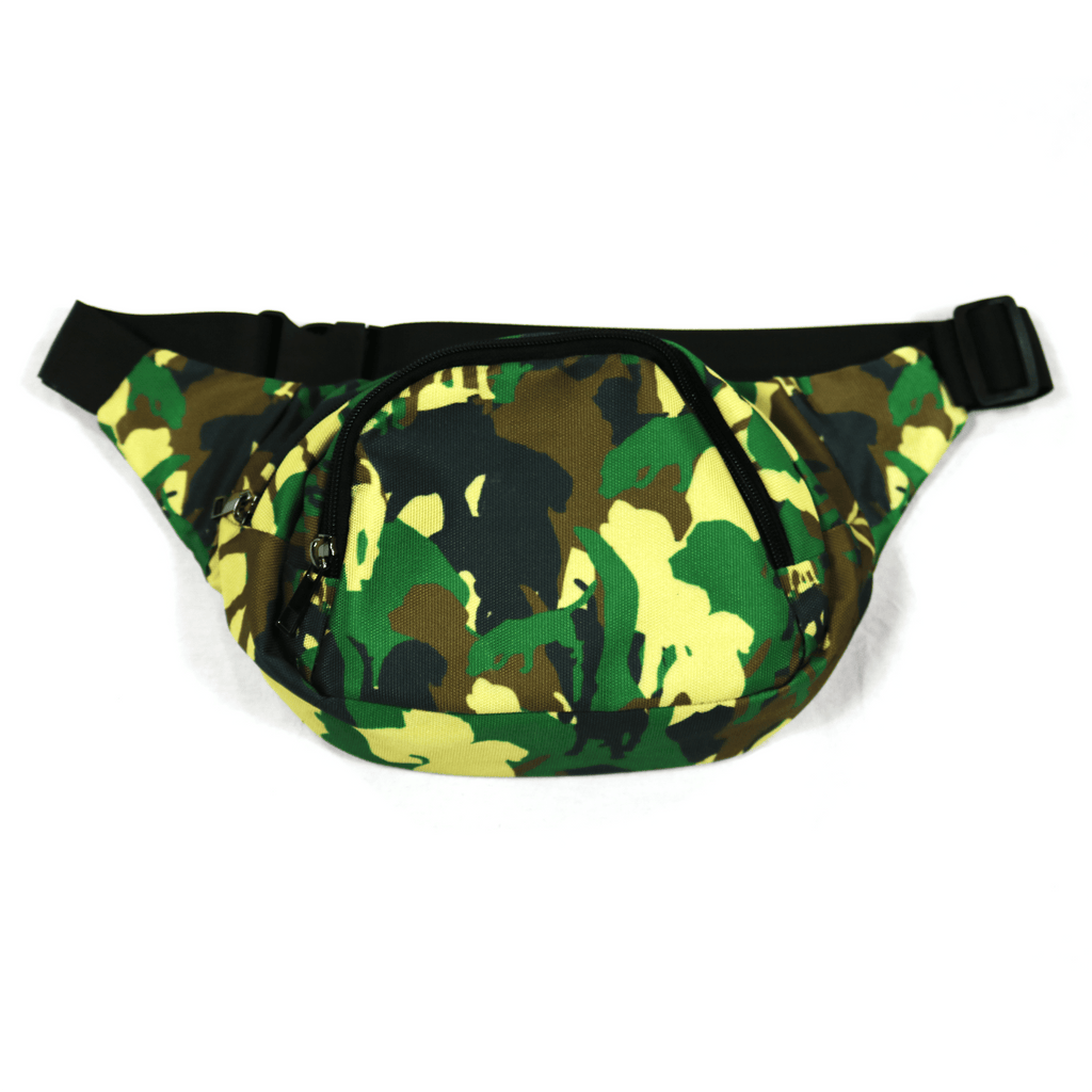 Pack Camo Belt Bag