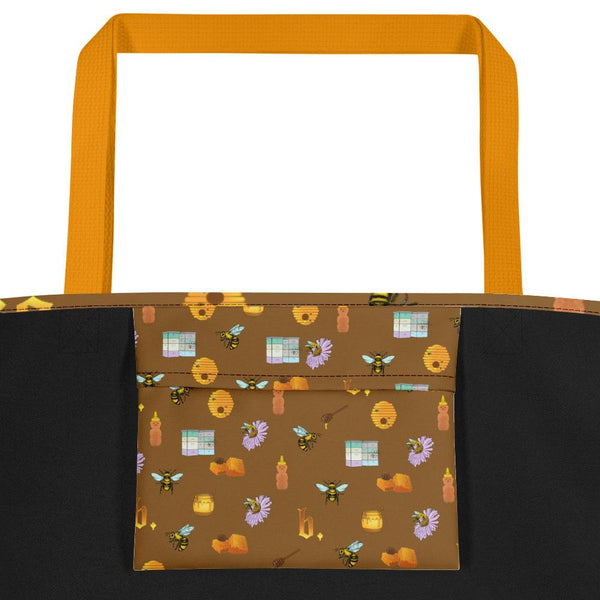 Honey B Tote - beagleman's