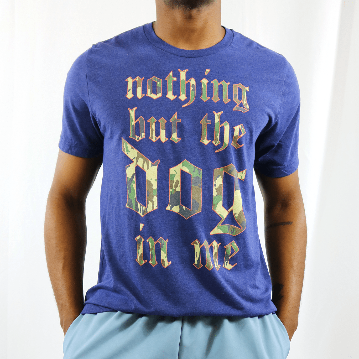 Nothing But the Dog T-Shirt