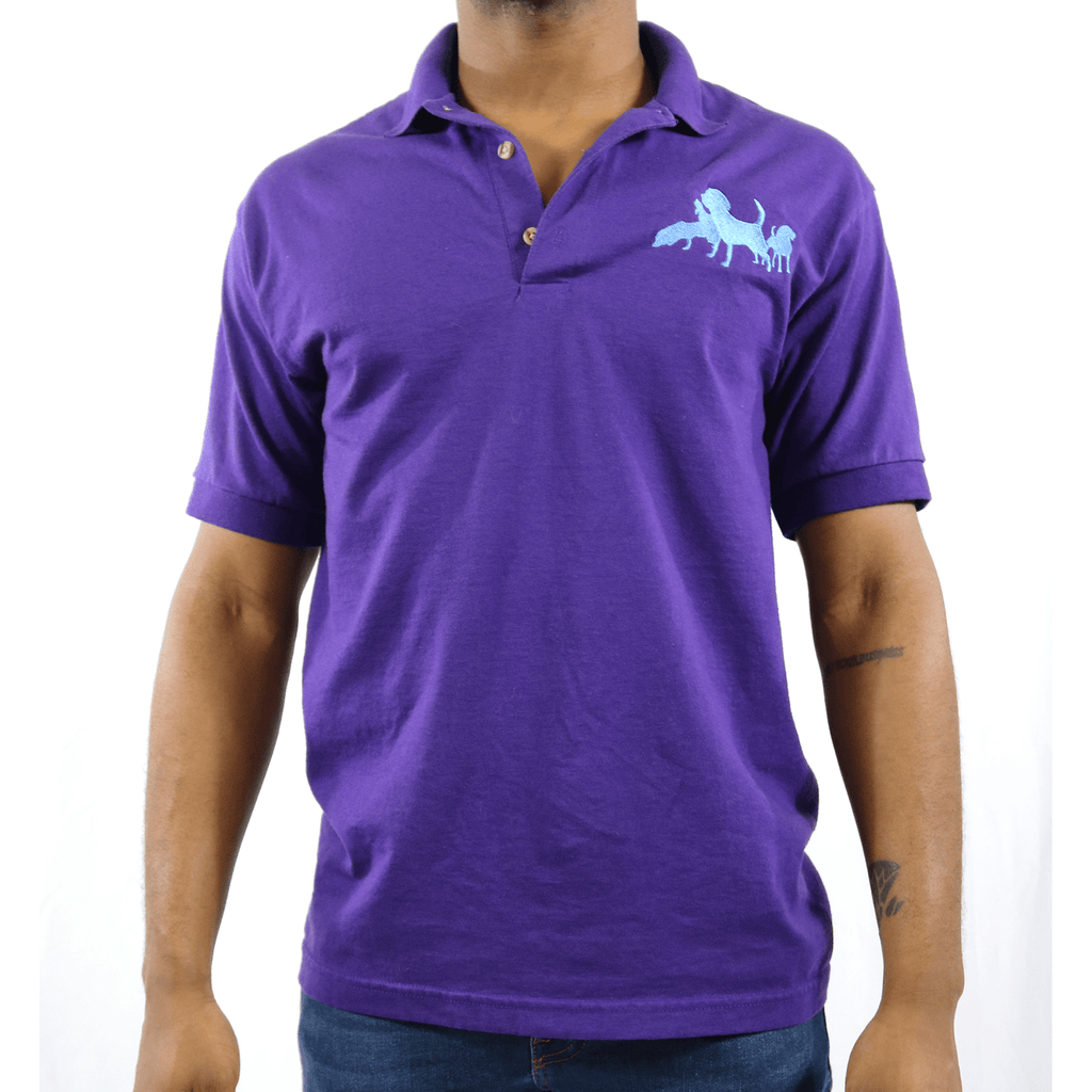 Grape Pack Jersey Polo