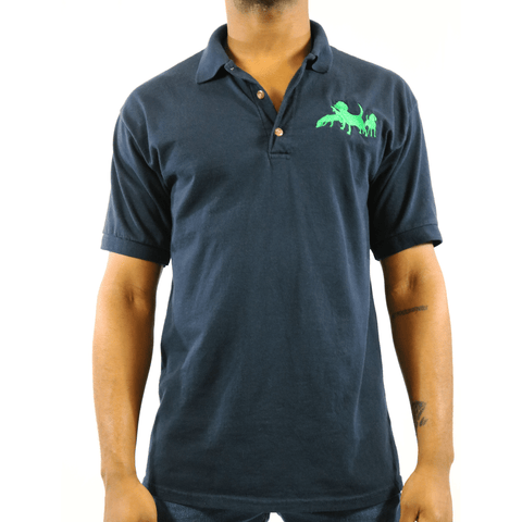 Navy Pack Jersey Polo