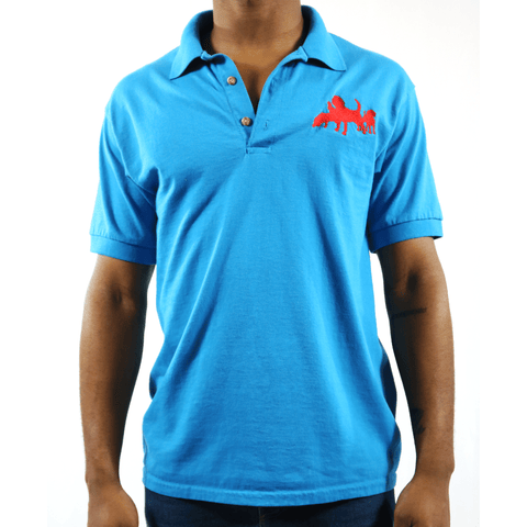 Sapphire Pack Jersey Polo