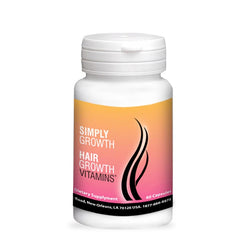 Simply Growth Hair Vitamins 1 Month Supply