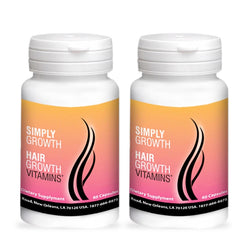 2 Month Supply Hair Growth Vitamins