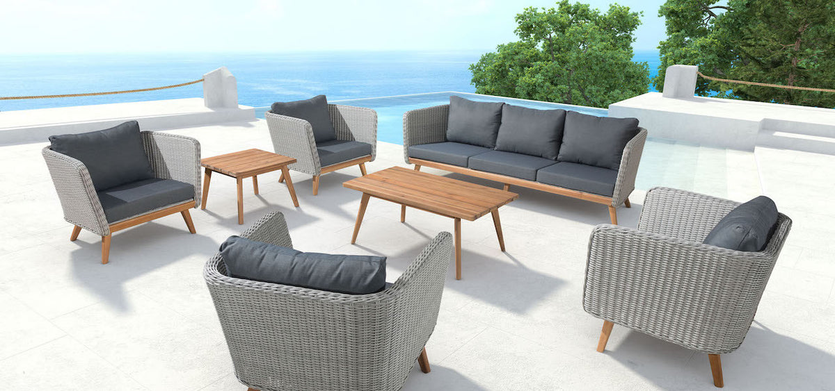 Modern Outdoor Furniture, Lighting And Decor For Your Home, Patio Or  Business At Alan