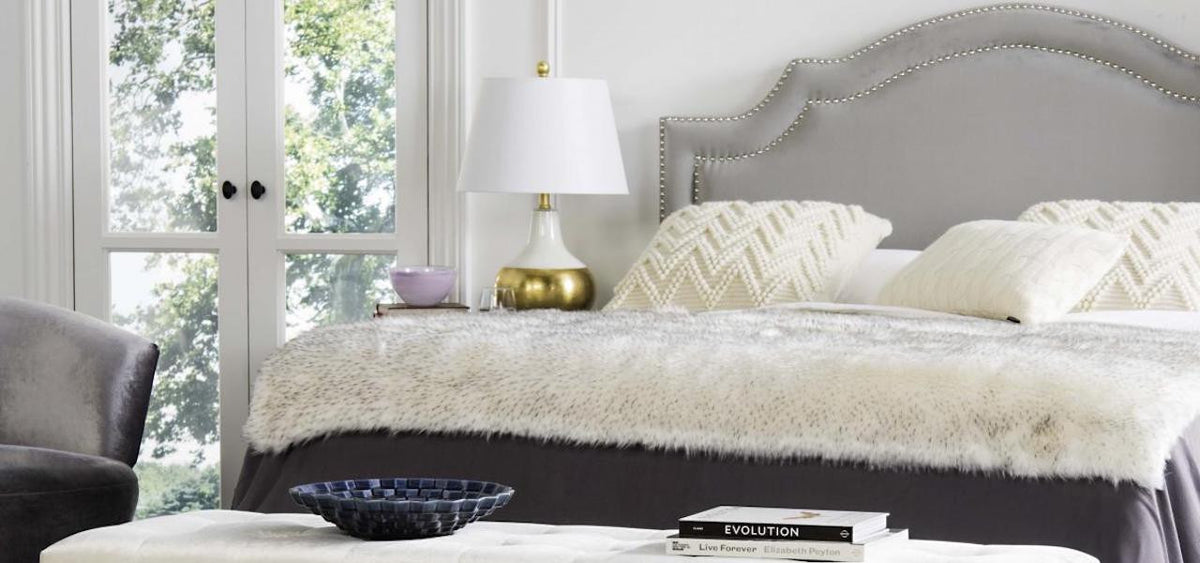 Modern or Traditional Bedroom Furniture, Lighting and Decor at Alan Decor