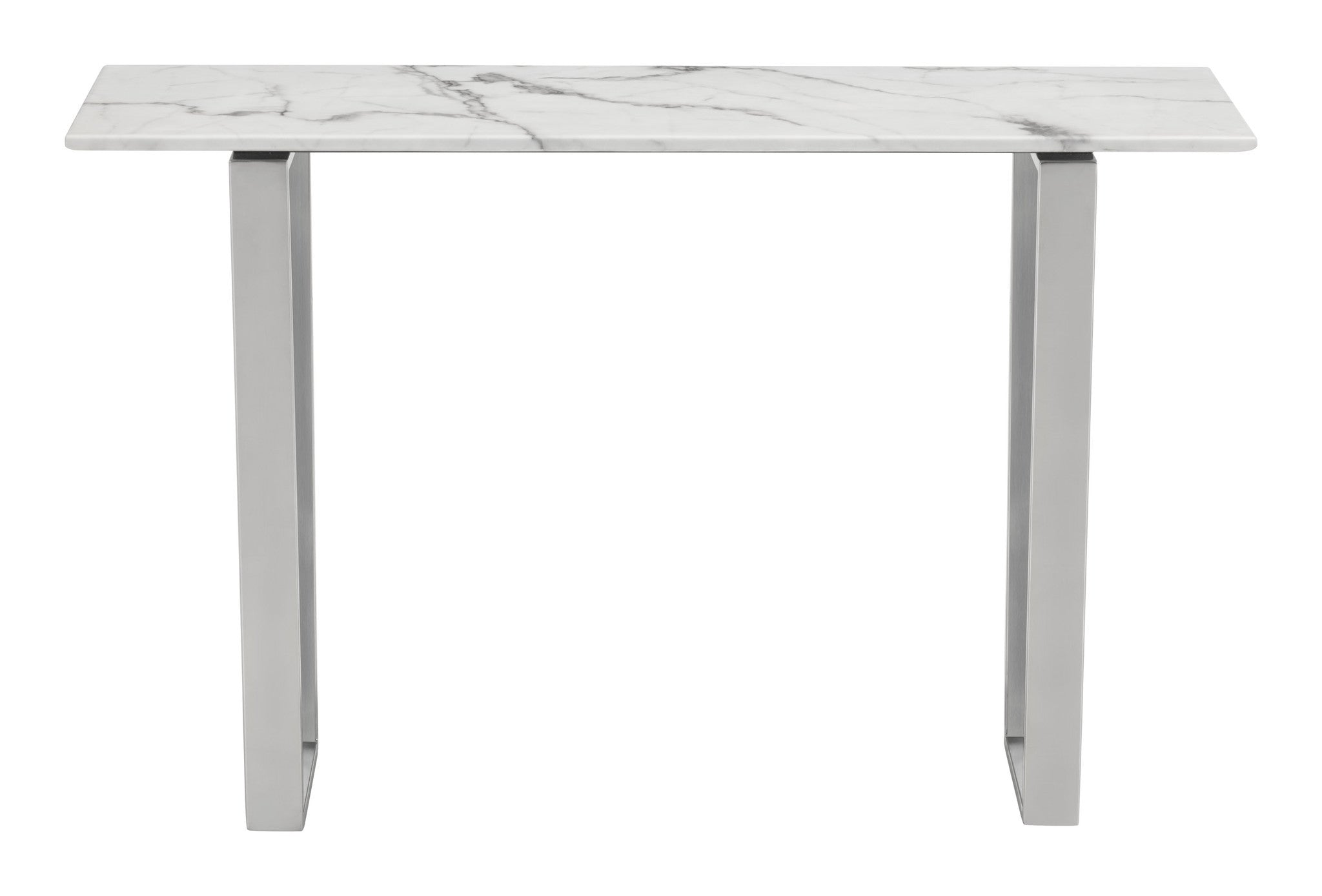 Milo console table with shelf in natural wood for Sofa table vs console table