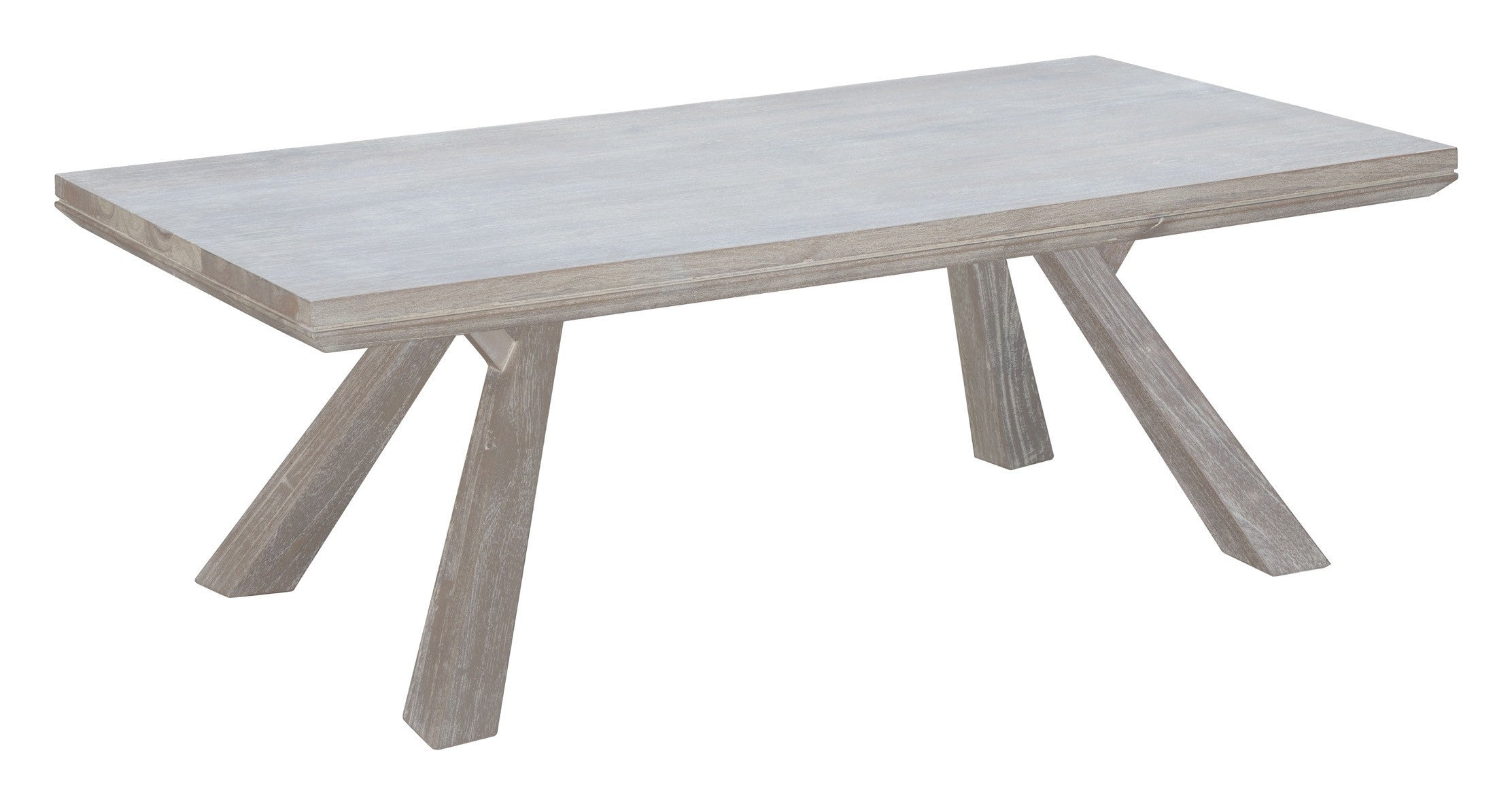 Beaumont Rectangular Coffee Table in Sun Drenched Acacia