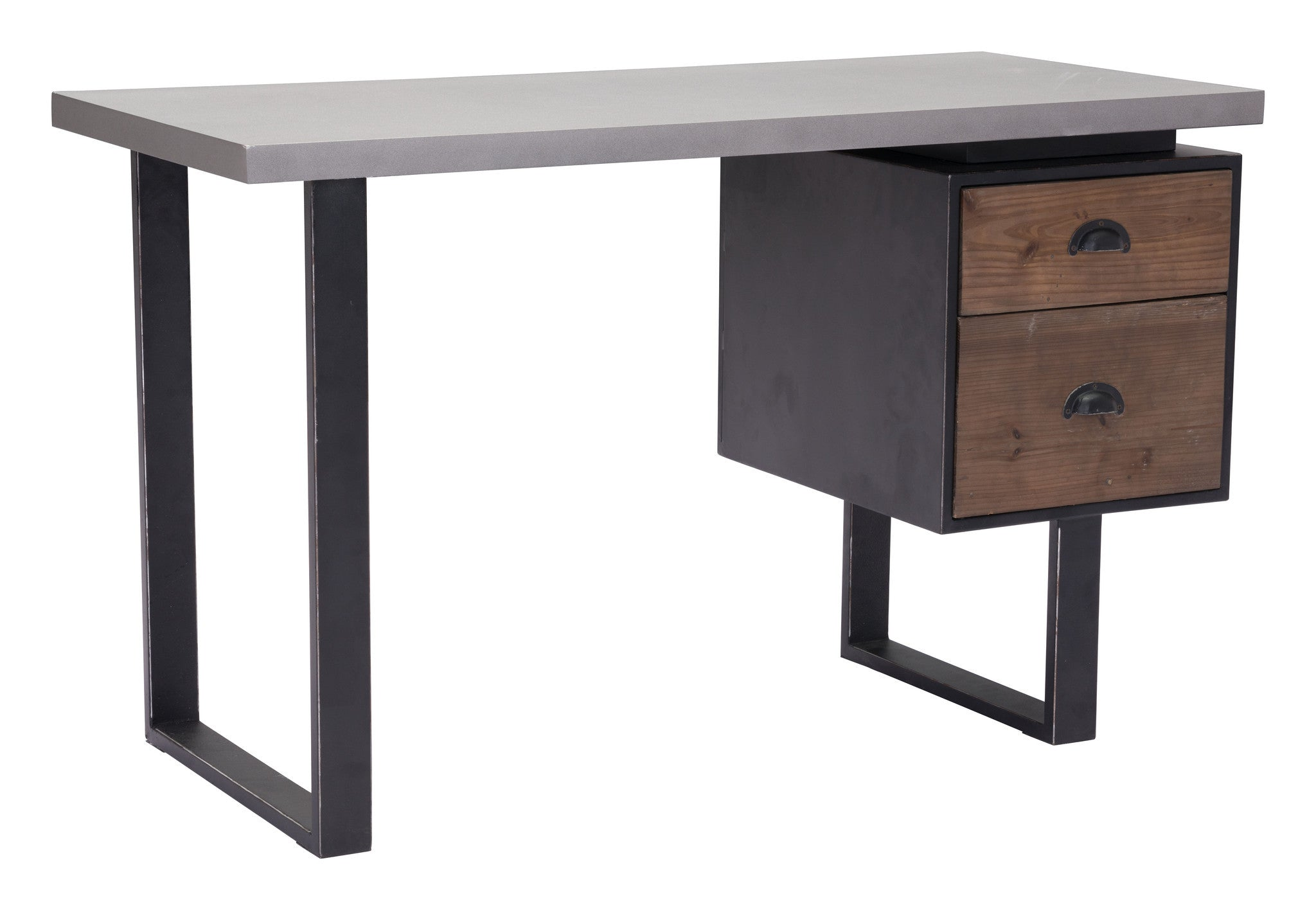 butcher with block using your metal make hairpin height legs style desk any at table own