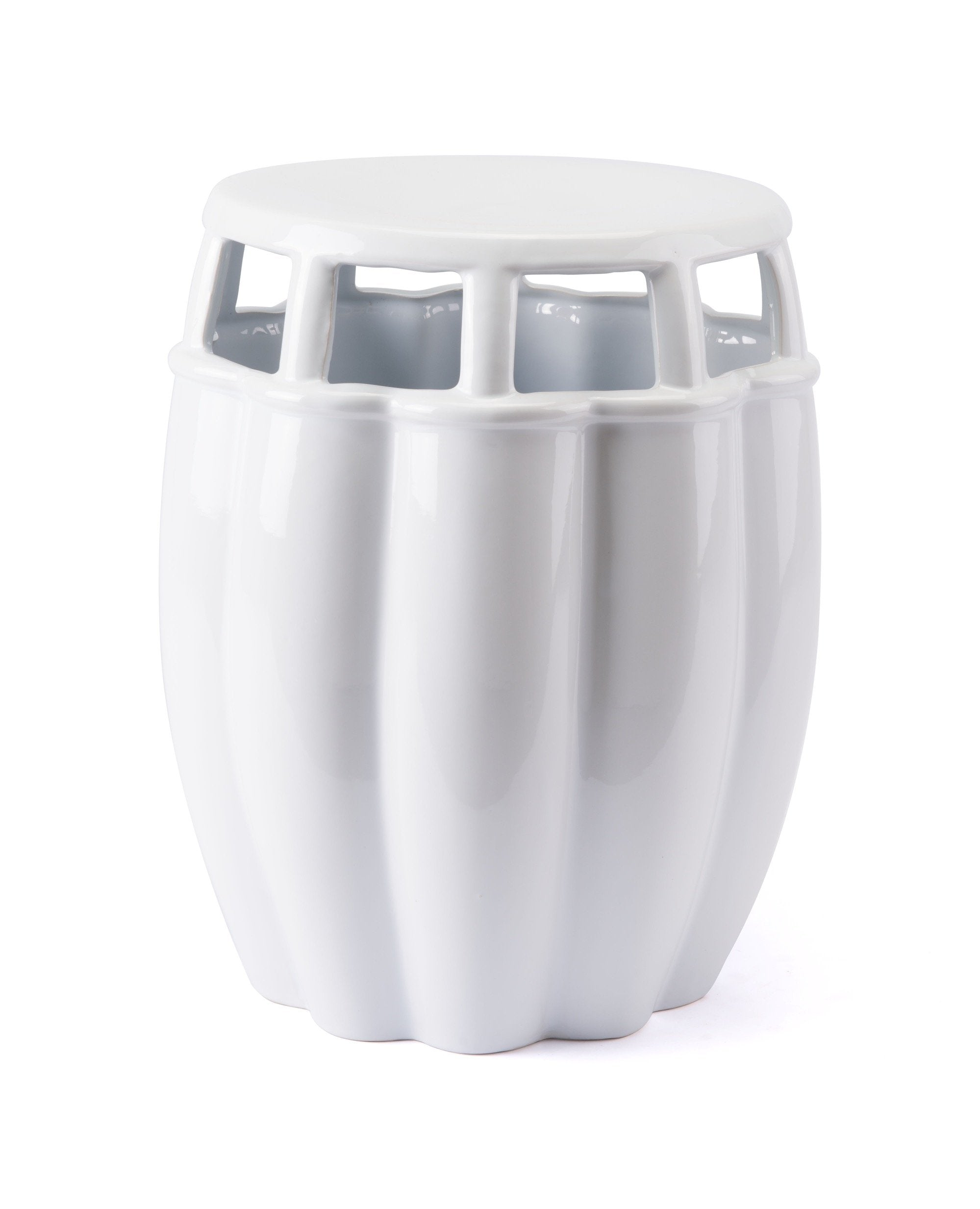 garden attractive decorating decor with stool interior ideas white amazing for