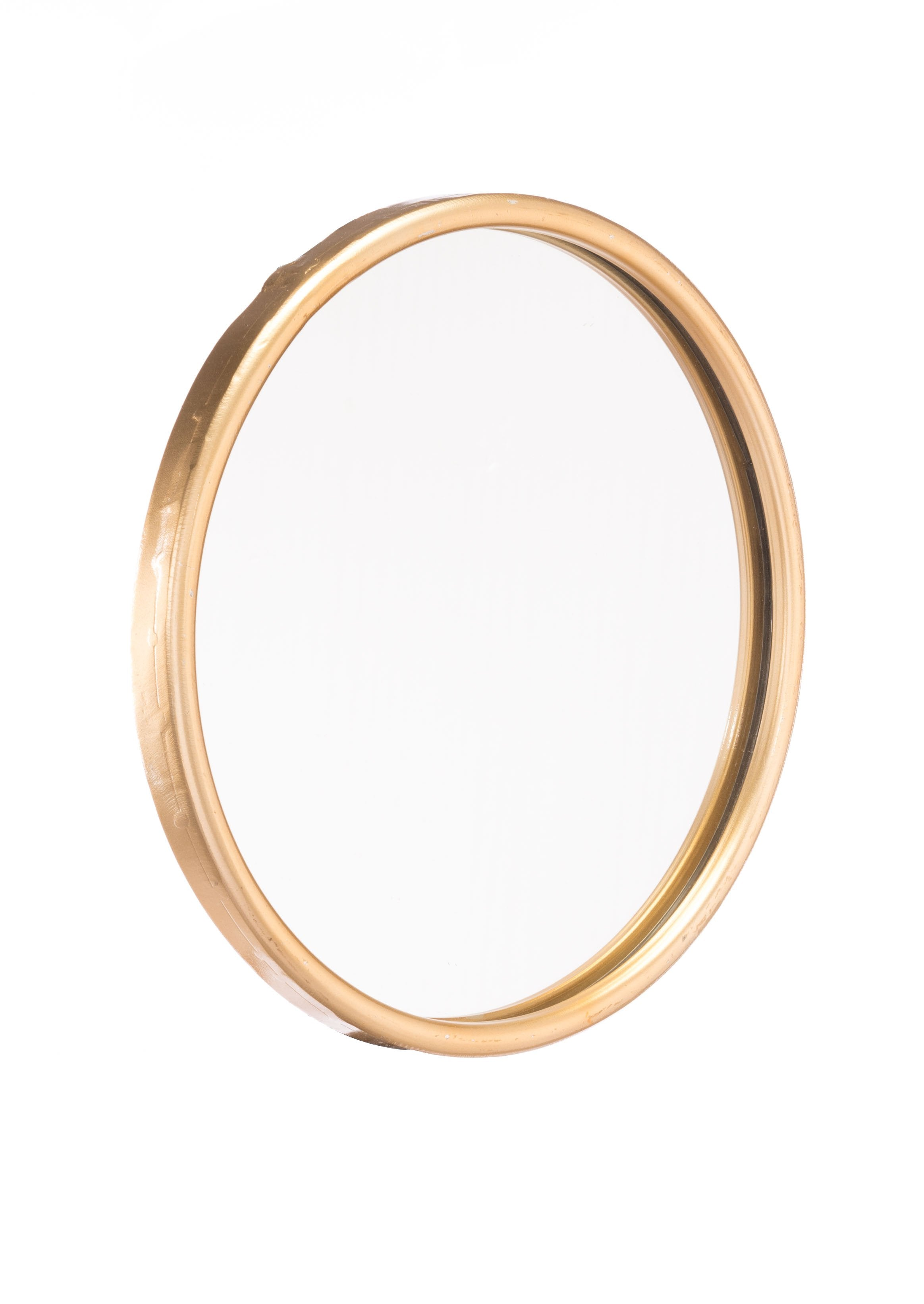 0a3ee14c9ff Ogee Small Mirror in Gold-Mirrors-Alan Decor