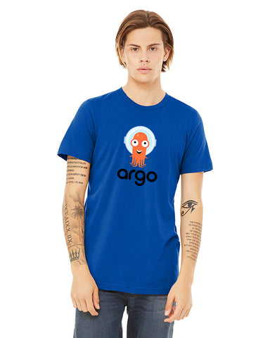 Straight Fit Argo Tee