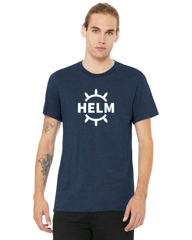 The Men's Helm Short Sleeve Concert Tee