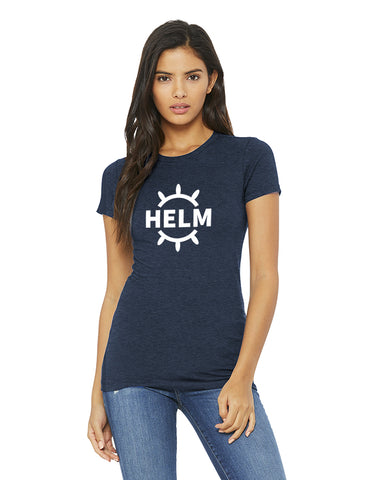 The Ladies Helm Short Sleeve Concert Tee