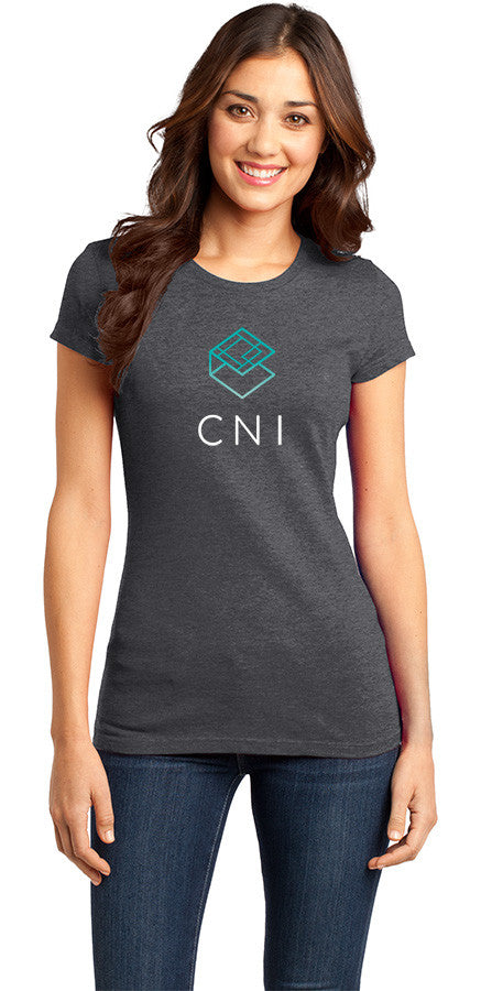 The Fitted CNI Short Sleeve Concert Tee