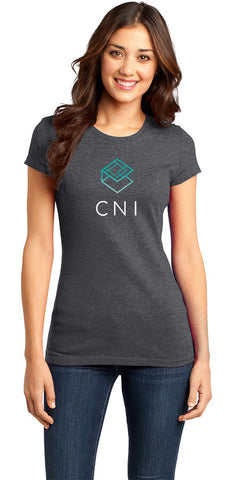The Ladies CNI Short Sleeve Concert Tee