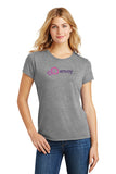 The Ladies envoy Short Sleeve Concert Tee