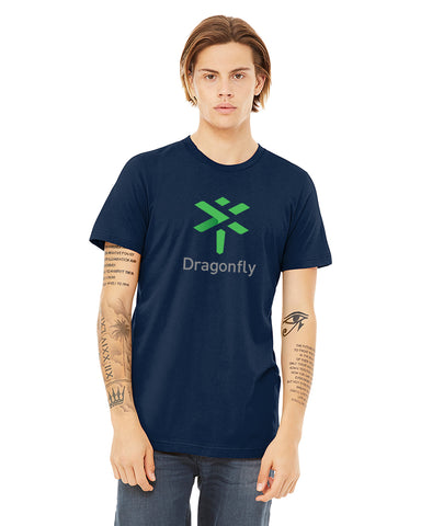 Straight Fit Dragonfly Tee