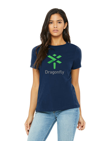 Fitted Dragonfly Tee