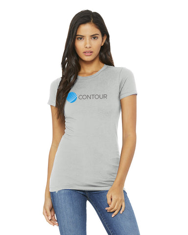 The Fitted Contour Short Sleeve Concert Tee