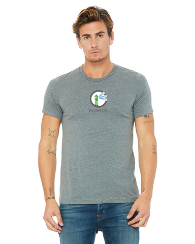 Straight Fit Harbor Short Sleeve Concert Tee