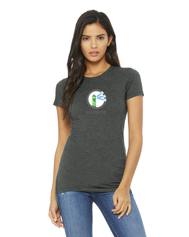 Women's Harbor Short Sleeve Concert Tee