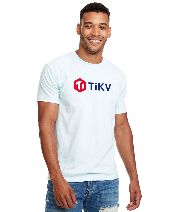 The Straight Fit TiKV Short Sleeve Crew Tee