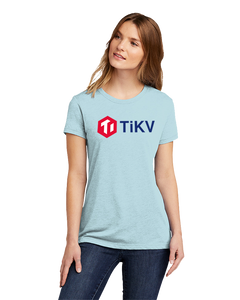 The Fitted TiKV Short Sleeve Crew Tee