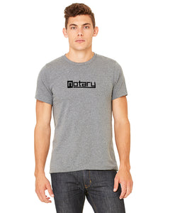The Straight Fit Notary Short Sleeve Concert Tee