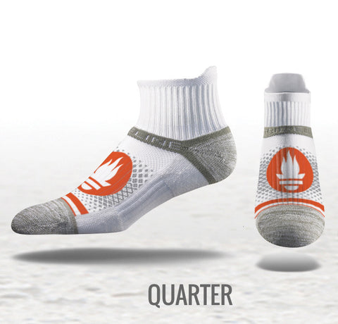 Prometheus Quarter Sock