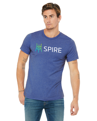 Straight Fit Spire Short Sleeve Concert Tee