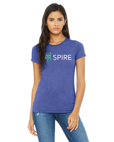Fitted Spire Short Sleeve Concert Tee