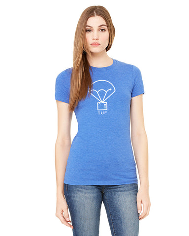 The Ladies TUF Short Sleeve Concert Tee