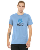 The Men's etcd Short Sleeve Concert Tee