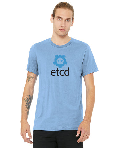 The Straight Fit etcd Short Sleeve Concert Tee