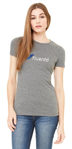 The Ladies fluentd Short Sleeve Concert Tee