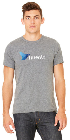 The Men's fluentd Short Sleeve Concert Tee