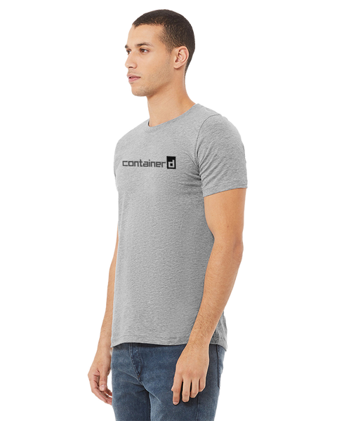 The Straight Fit containerd Short Sleeve Concert Tee